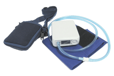 Misuratore della pressione e rigidità arteriosa delle 24 ore professionale