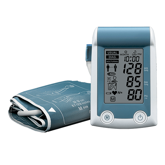 Misuratore della pressione arteriosa domiciliare professionale