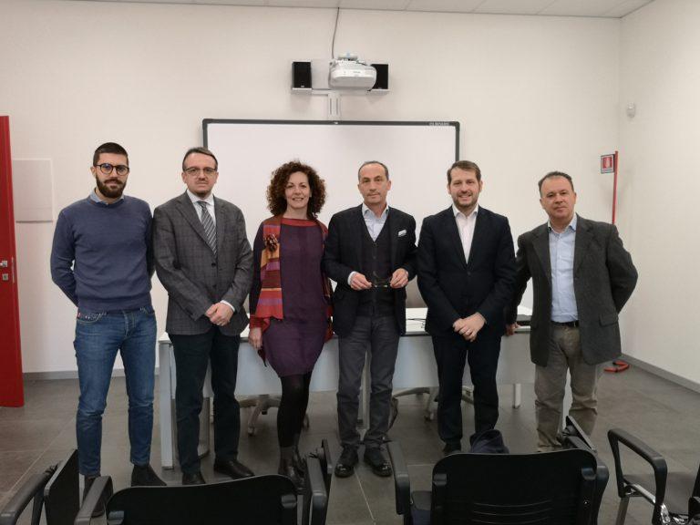 Il presidente della Commissione Sanità e Politiche Sociali della Regione Lombardia visita Biotechmed