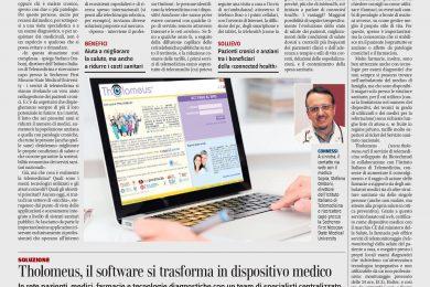 Covid-19, la telemedicina corre in soccorso dei pazienti